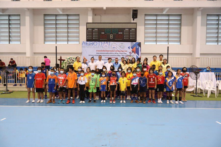 การแข่งขันวิทยุการบินฯ มินิวอลเลย์บอล ชิงชนะเลิศแห่งประเทศไทย ครั้งที่ ๒๑ (ปีที่ ๓๙) รอบคัดเลือกภาคกลาง ประจำปี ๒๕๖๓